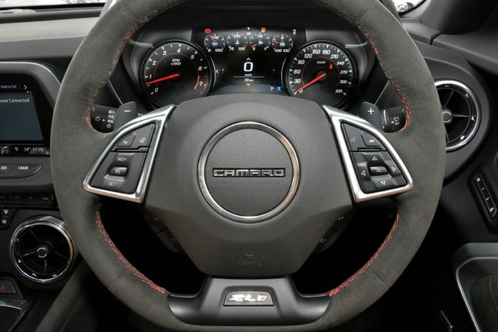 2019 Chevrolet Camaro ZL1 MY19 MOSAIC BLACK
