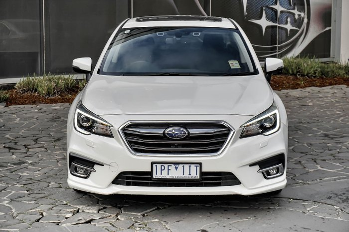 2018 Subaru Liberty 2.5i Premium 6GEN MY18 Four Wheel Drive White