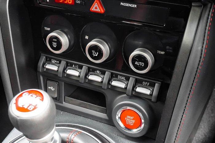 2019 Subaru BRZ tS Z1 MY19 White