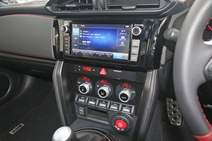 2019 Subaru BRZ tS Z1 MY19 Blue