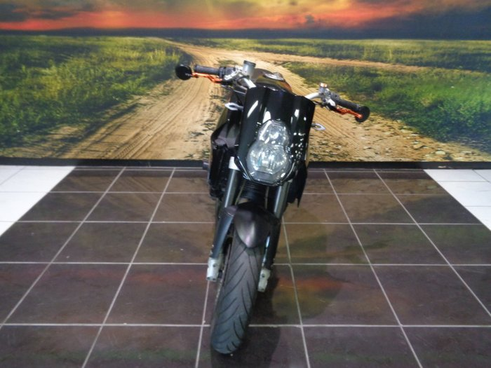 2005 Ktm 990 SUPER DUKE Black