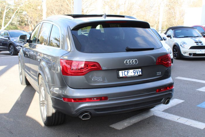 2014 Audi Q7 TDI MY15 Four Wheel Drive Grey