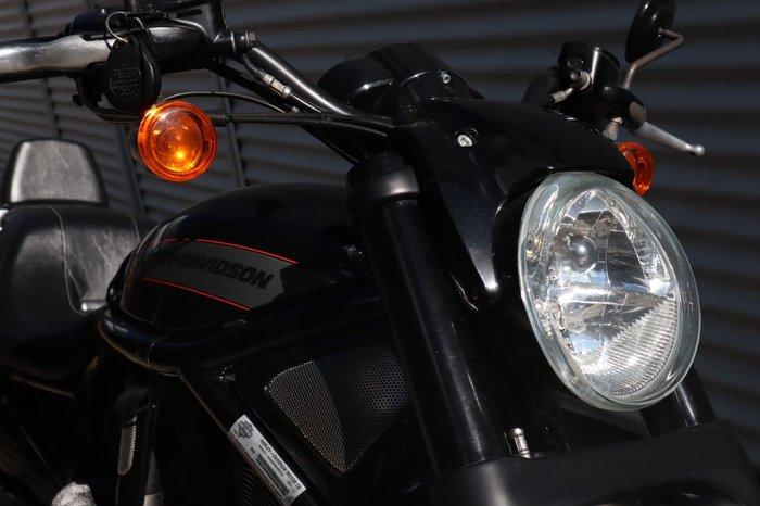 2014 HARLEY-DAVIDSON NIGHT ROD SPECIAL 1250 ABS (VRSCDX) null null Black