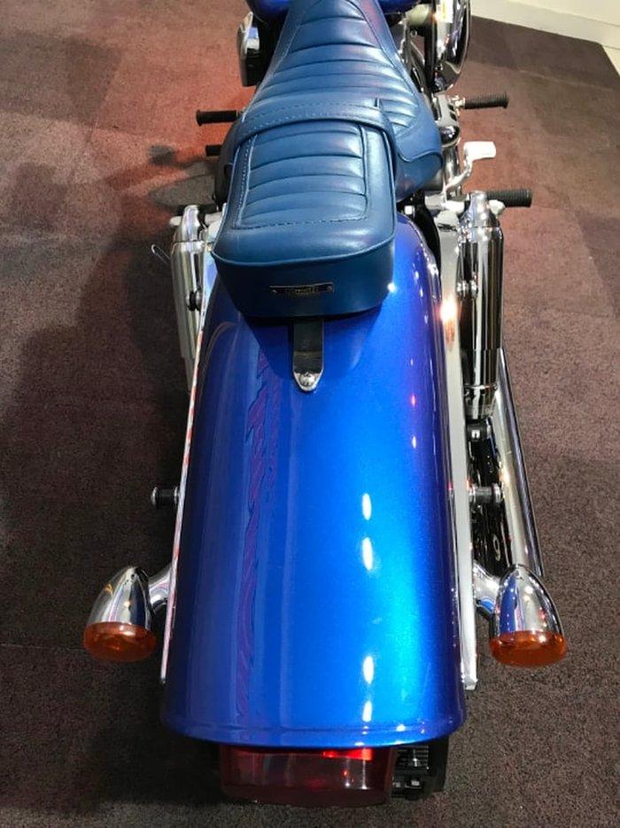 2011 HARLEY-DAVIDSON DYNA FAT BOB 96 (FXDF) null null Blue