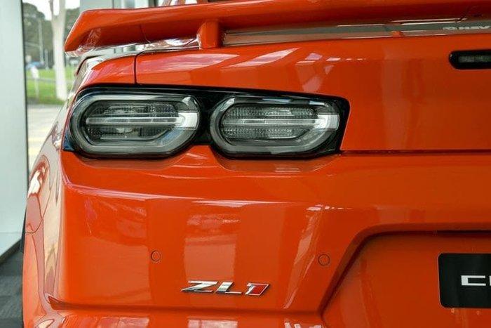 2019 Chevrolet Camaro ZL1 MY19 Orange