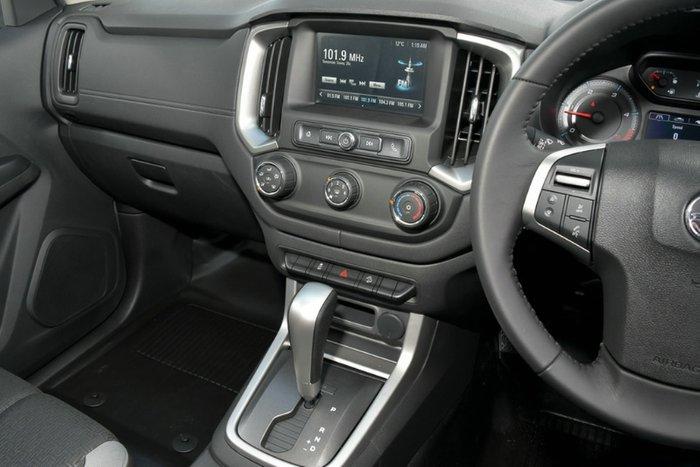 2019 Holden Colorado LS-X RG MY20 4X4 Dual Range SUMMIT WHITE