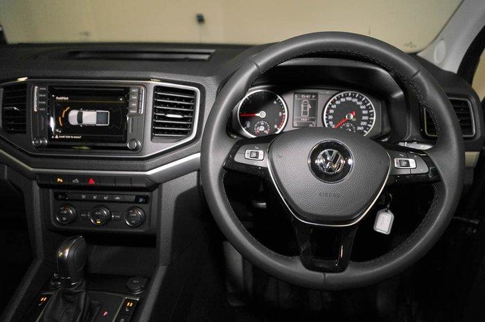 2018 Volkswagen Amarok TDI550 Highline 2H MY18 4X4 Constant Grey