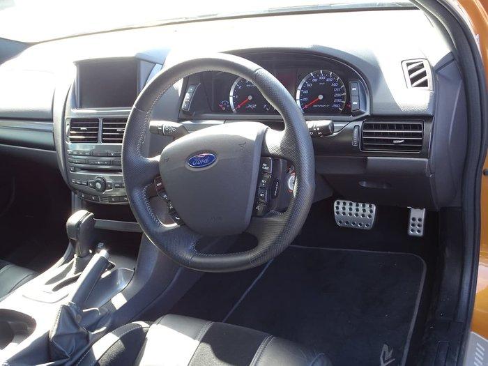 2016 Ford Falcon XR6 Sprint FG X Gold