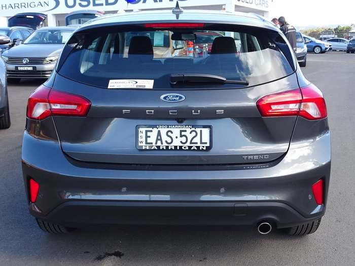 2019 Ford Focus Trend SA MY19.25 Grey