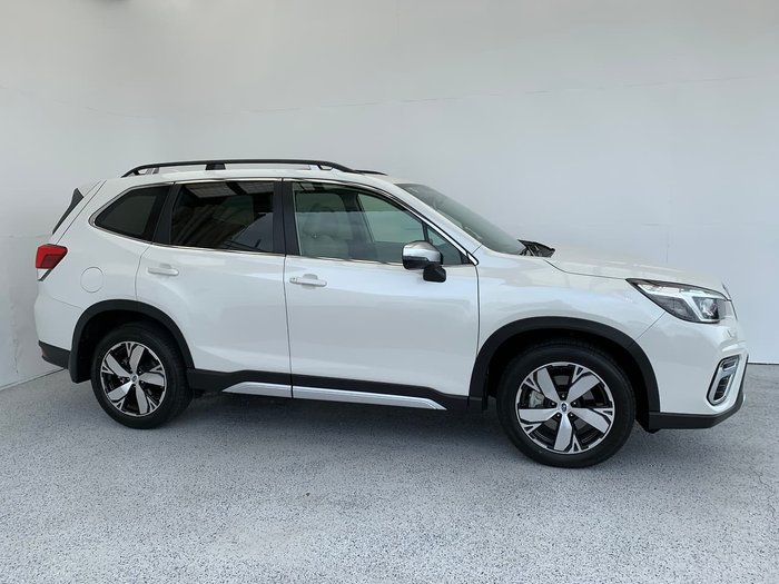 2019 Subaru Forester 2.5i-S S5 MY19 Four Wheel Drive White