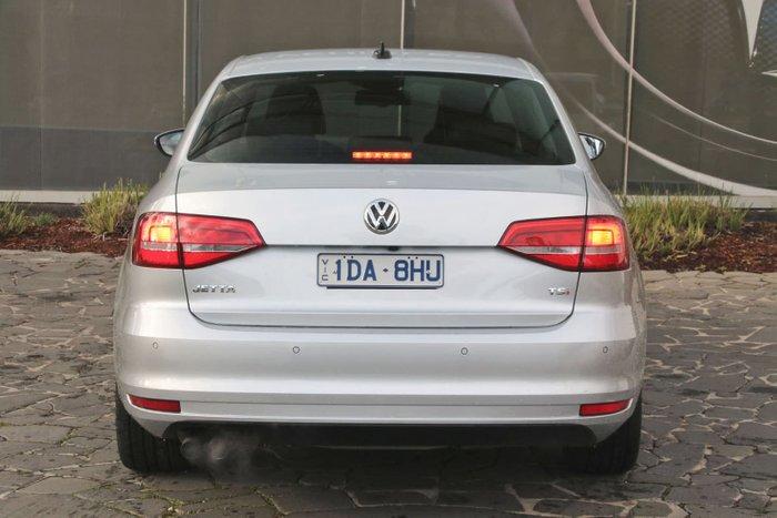 2014 Volkswagen Jetta 118TSI Highline 1B MY14 Silver