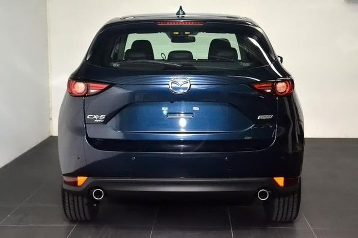 2019 Mazda CX-5 GT KF Series 4X4 On Demand Blue