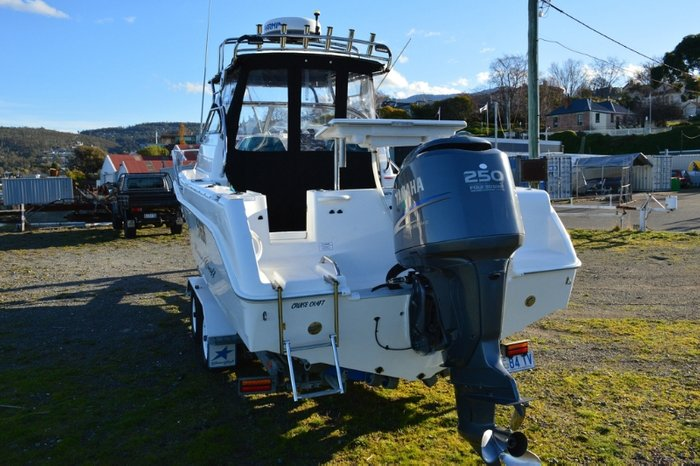 Cruise Craft 685 outsider 685 outsider WHITE