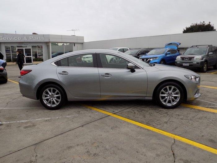 2014 Mazda 6 Touring GJ Grey