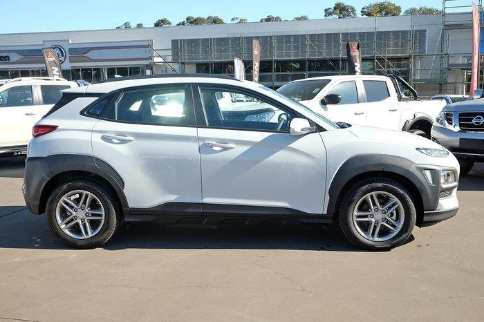 2018 Hyundai Kona Active OS.2 MY19 White