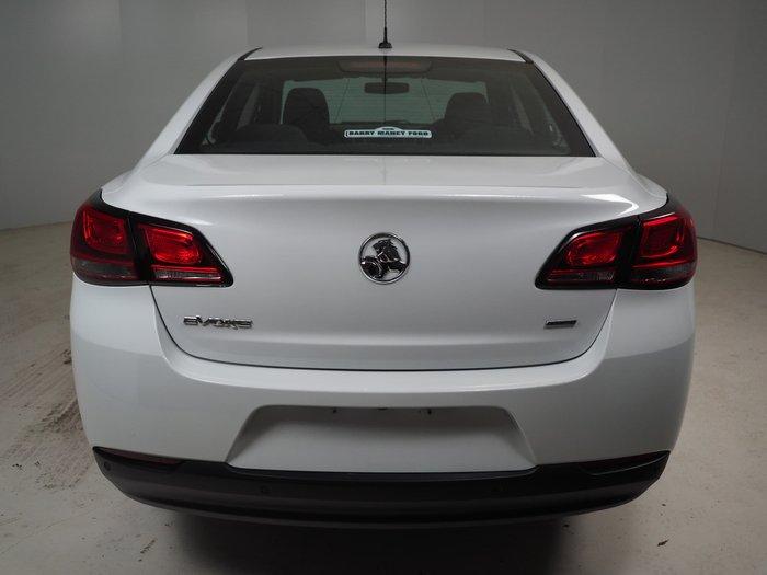 2016 Holden Commodore Evoke VF Series II MY16 White