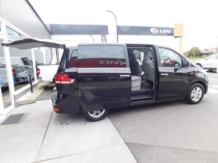 2019 LDV G10 SV7A Black