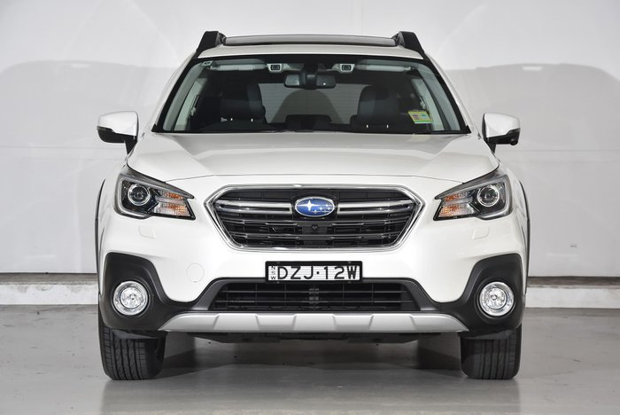 2018 Subaru Outback 2.5i Premium 5GEN MY18 Four Wheel Drive White