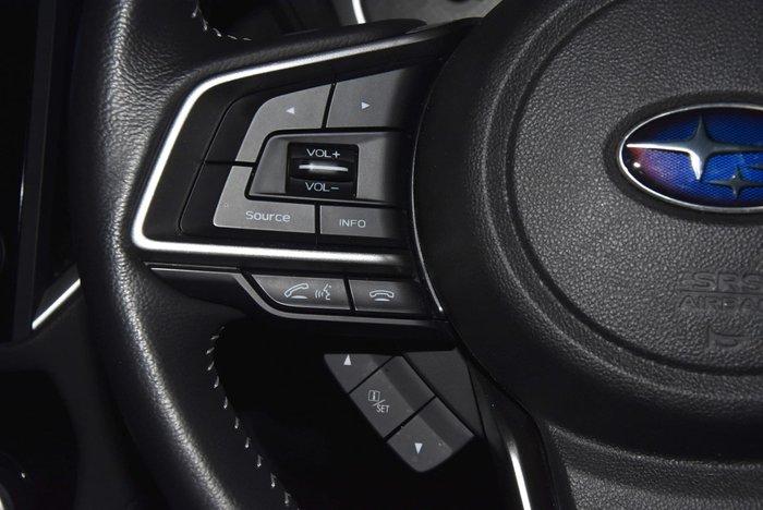 2018 Subaru Forester 2.5i-L S5 MY19 Four Wheel Drive Black