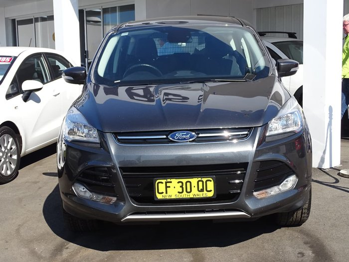 2015 Ford Kuga Ambiente TF MkII MY16 Grey