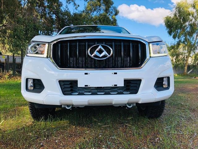 2019 LDV T60 LUXE T60 MY17 LUXE (4x4) BLANC WHITE