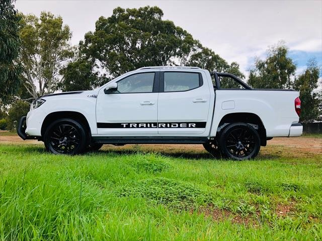 2019 LDV T60 TRAILRIDER T60 MY17 LUXE (4x4) BLANC WHITE