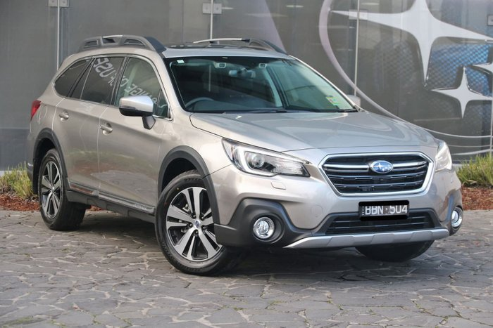 2018 Subaru Outback 3.6R 5GEN MY19 Four Wheel Drive Brown