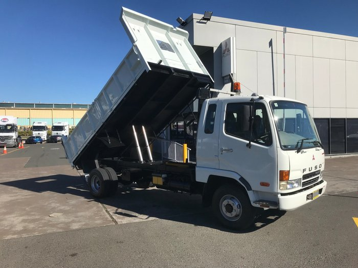 2008 Mitsubishi Fighter 1024 FUSO FIGHTER 1024 WHITE