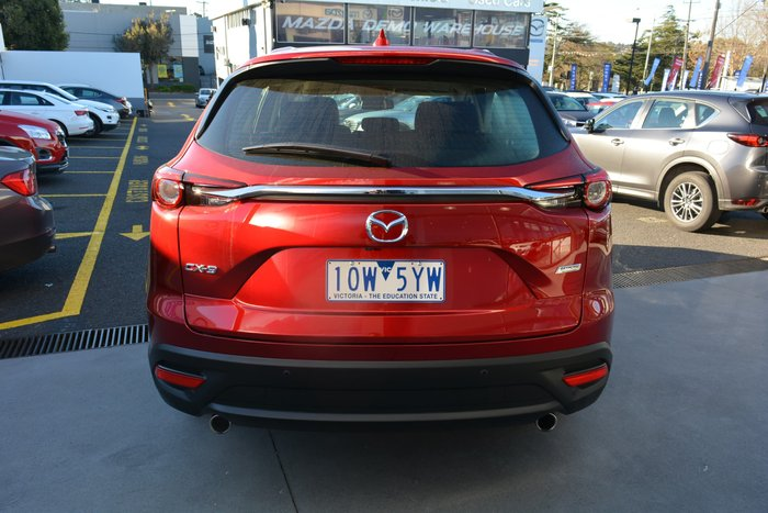 2019 Mazda CX-9 Sport TC Red