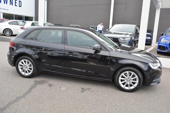 2013 Audi A3 Attraction 8V Black