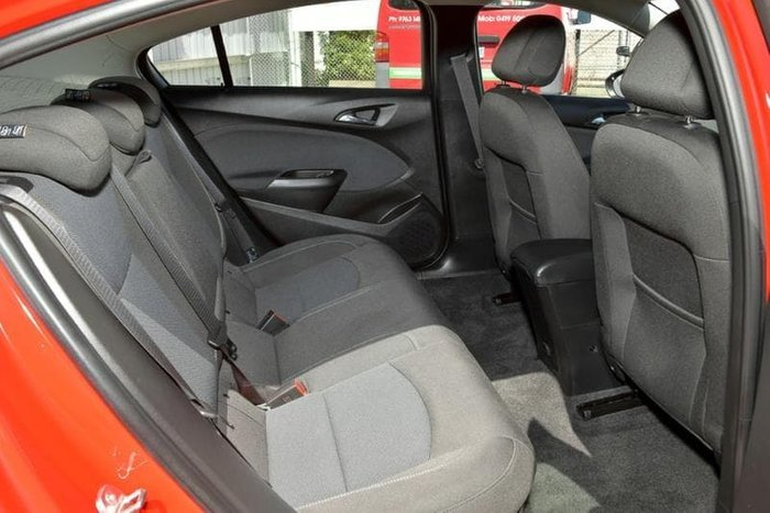 2017 Holden Astra LT BL MY17 Red