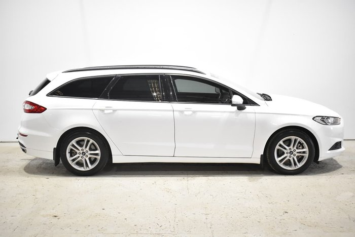 2015 Ford Mondeo Trend MD White