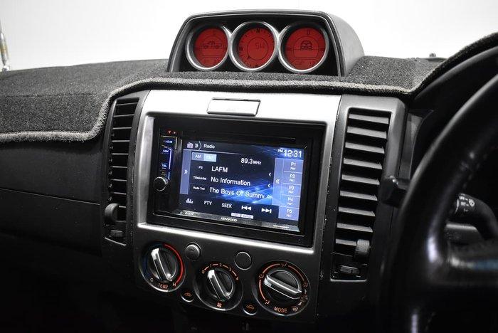 2011 Ford Ranger XL PK 4X4 Dual Range White