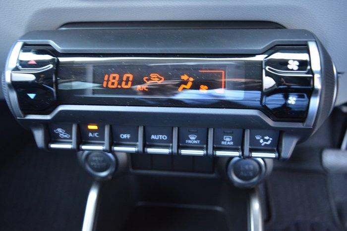 2018 Suzuki Ignis GLX MF Grey