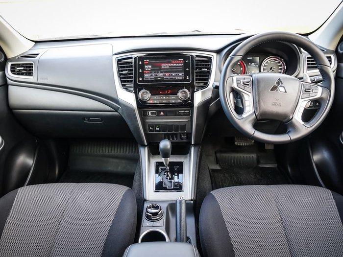 2019 Mitsubishi Triton GLS MR MY19 4X4 Dual Range Red