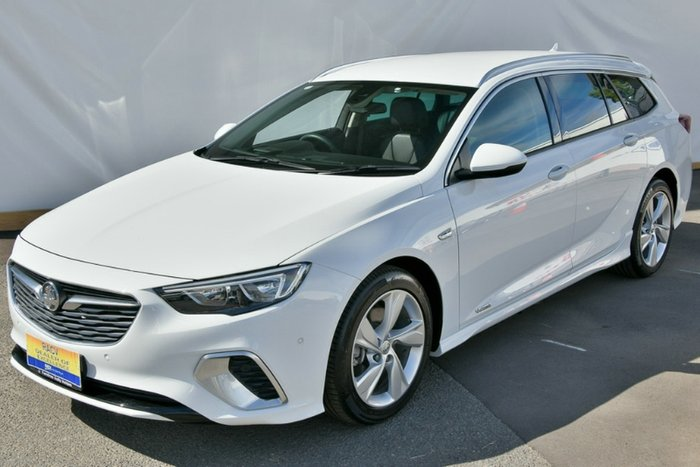 2018 Holden Commodore RS-V ZB MY18 4X4 On Demand SUMMIT WHITE