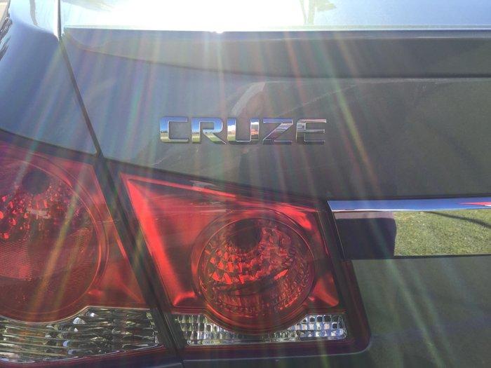 2013 Holden Cruze SRi JH Series II MY14 Grey