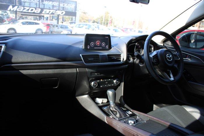 2017 Mazda 3 SP25 GT BN Series Black