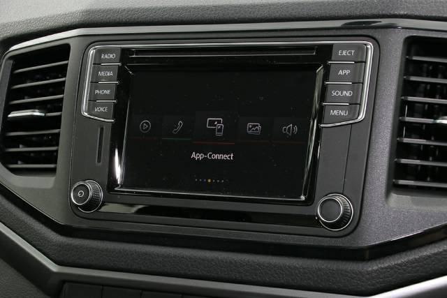 2019 Volkswagen Amarok TDI550 Sportline 2H MY19 4X4 Constant CANDY WHITE