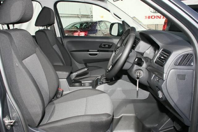 2019 Volkswagen Amarok TDI420 Core 2H MY19 4X4 Constant INDIUM GREY