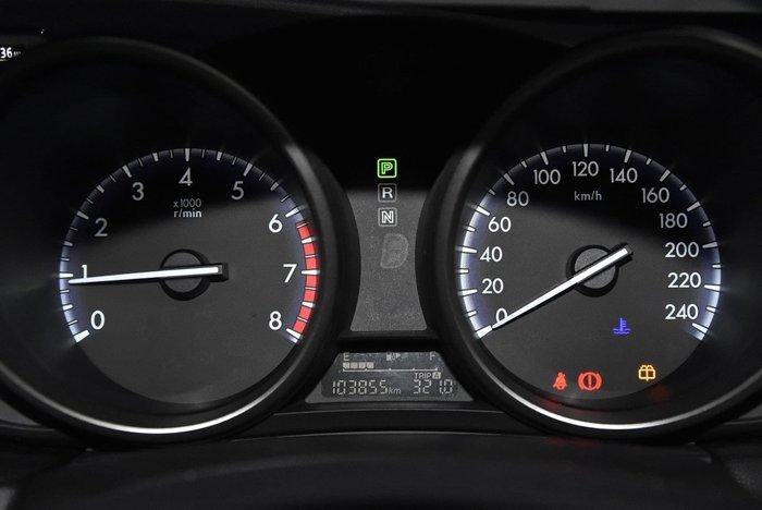 2013 Mazda 3 SP25 BL Series 2 MY13 Black