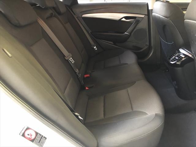 2013 Hyundai i40 Active VF2 WHITE