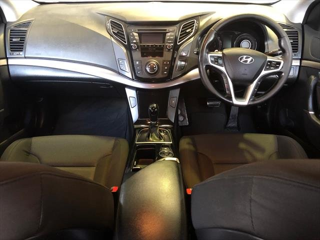 2013 Hyundai i40 Active VF2 WHITE