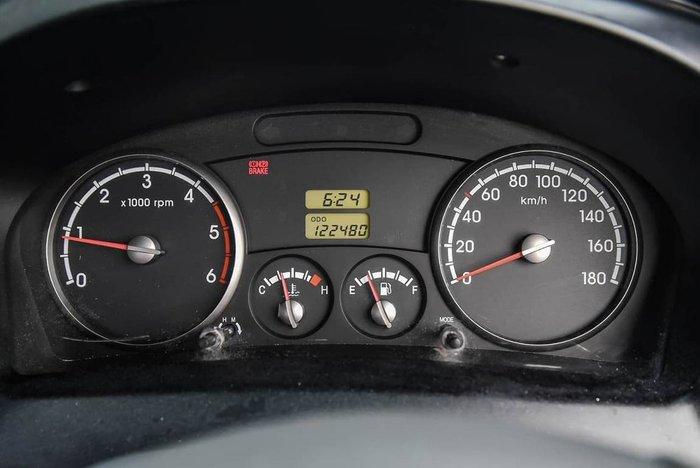 2010 Kia K2900