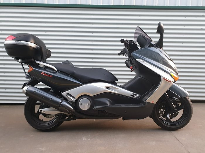 2001 YAMAHA TMAX (XP500) null null Silver
