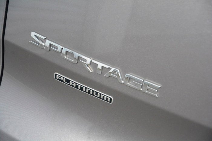 2012 Kia Sportage Platinum SL MY13 4X4 On Demand Silver