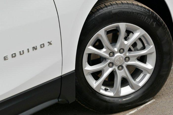 2017 Holden Equinox LS+ EQ MY18 SUMMIT WHITE