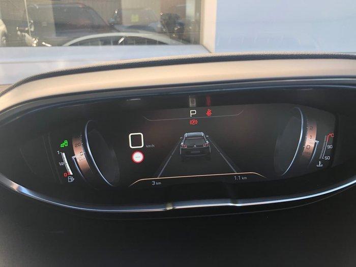 2018 Peugeot 5008 GT MY19 Green