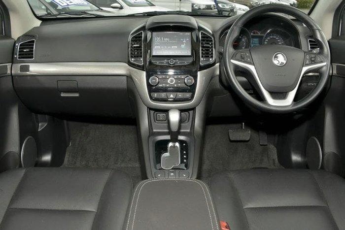 2018 Holden Captiva LTZ CG MY18 4X4 On Demand White