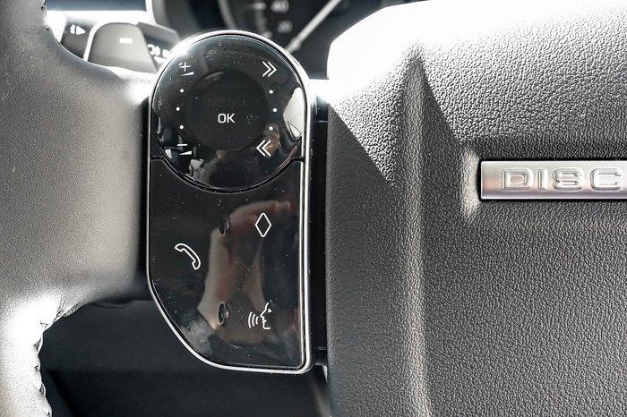 2019 Land Rover Discovery SD6 SE Series 5 MY19 4X4 Dual Range White